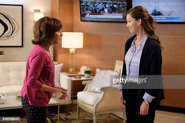 NEWS 'Boardroom Bitch' Episode 201 Pictured Andrea Martin as Carol Briga Heelan as Katie