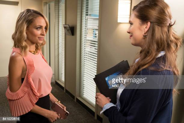 NEWS 'Boardroom Bitch' Episode 201 Pictured Nicole Richie as Portia Briga Heelan as Katie