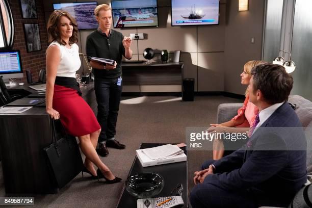 NEWS 'Boardroom Bitch' Episode 201 Pictured Tina Fey as Diana Adam Campbell as Greg Nicole Richie as Portia John Michael Higgins as Chuck
