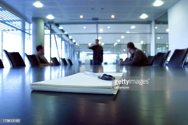 Sala de reuniões ponto