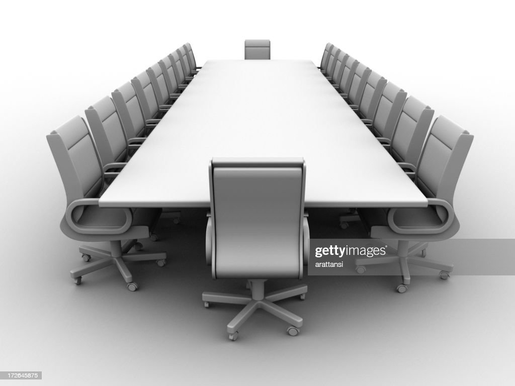 Boardroom w/clipping path 02