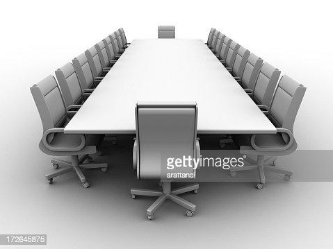 Boardroom w/clipping path 02