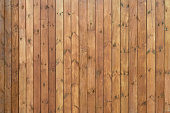 Brown, long  planks. Texture of wood.