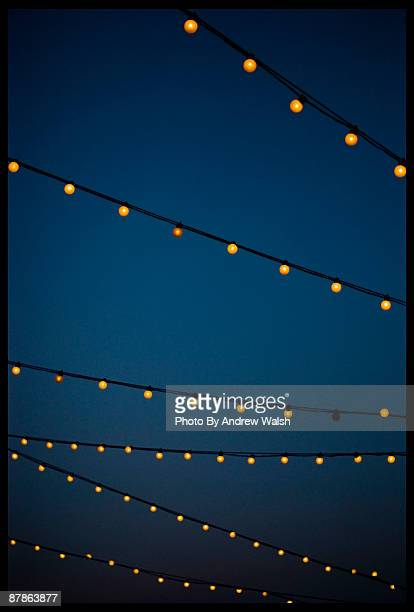Boardwalk lights