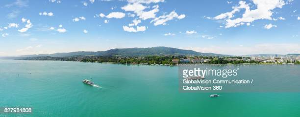 Boat Excursions on Lake Zurich in the Summer