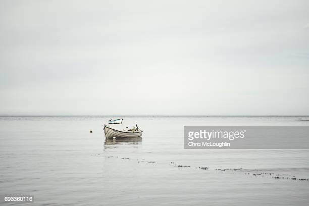 Boat in North landing, UK