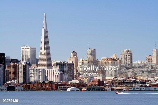 Boat on San Francisco Bay