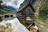 Am Obersee im Spätsommer