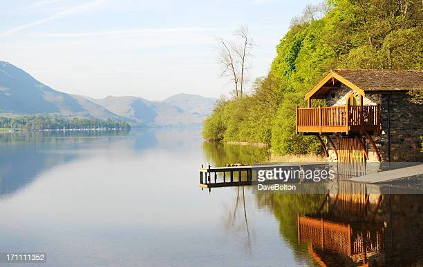 Boathouse am See Ullswater