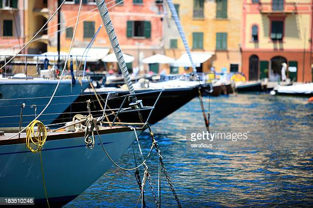 Boats at Portofino