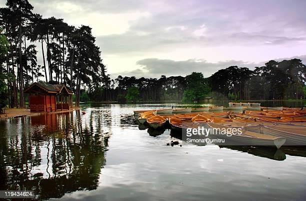 Boats, Bois de Boulogne