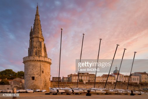 boats in la rochelle photo getty images. Black Bedroom Furniture Sets. Home Design Ideas