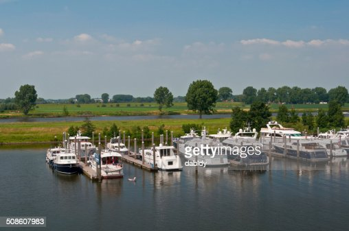 Boats in Water : Stock Photo