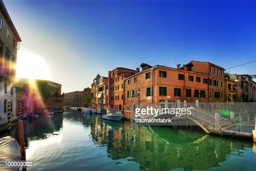 Boats on Lake in the beautiful village  : Stock Photo