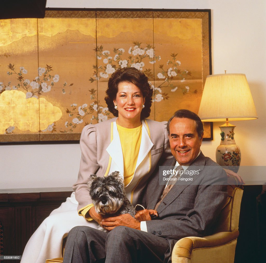 Bob and Elizabeth Dole