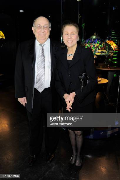 Bob Appel and Helen Appel attend Weekend with History at New York Historical Society on April 21 2017 in New York City
