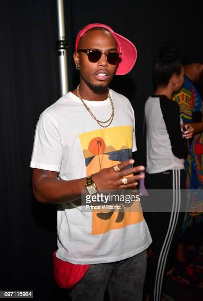 BoB attends Birthday Bash ATL The Pop Up Edition Concert at Philips Arena on June 17 2017 in Atlanta Georgia