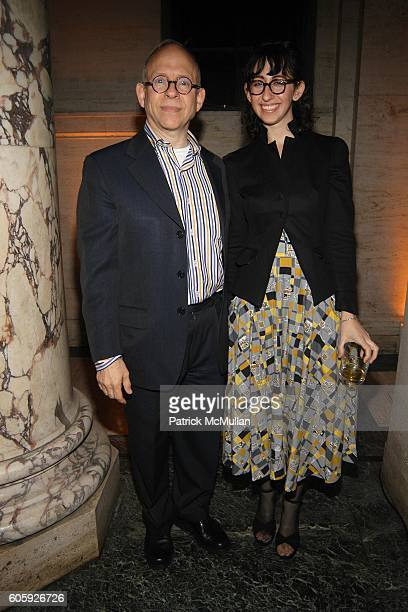 Bob Balaban and Mariah Balaban attend VANITY FAIR Tribeca Film Festival Party hosted by Graydon Carter and Robert DeNiro at The State Supreme...
