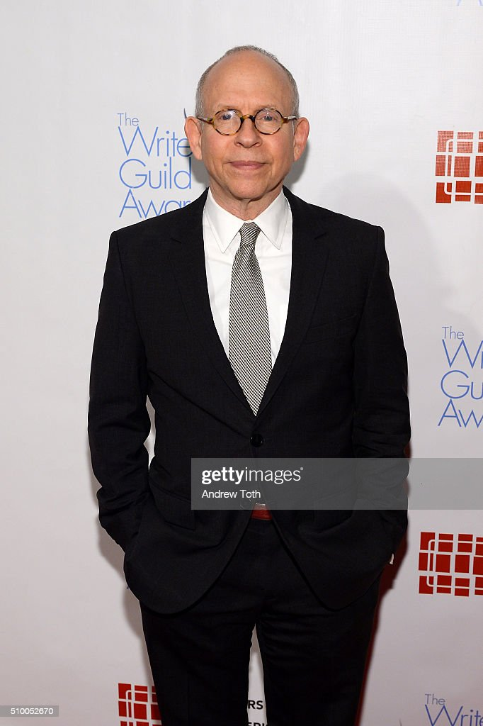 <a gi-track='captionPersonalityLinkClicked' href=/galleries/search?phrase=Bob+Balaban&family=editorial&specificpeople=220226 ng-click='$event.stopPropagation()'>Bob Balaban</a> attends the 2016 Writers Guild Awards New York Ceremony at The Edison Ballroom on February 13, 2016 in New York City.