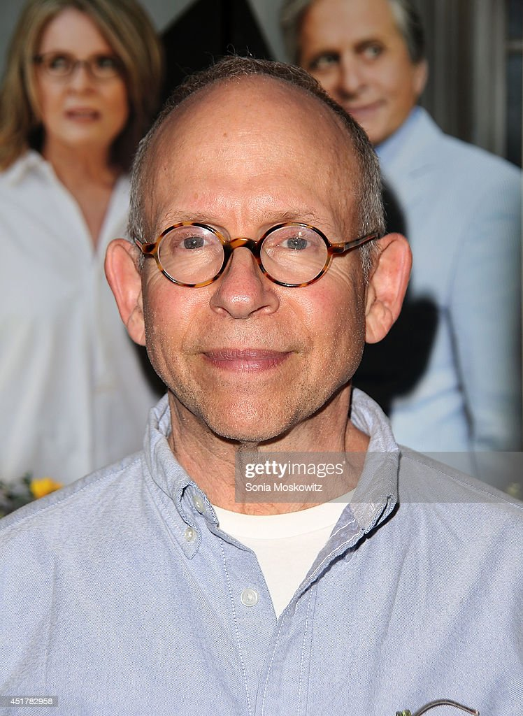 <a gi-track='captionPersonalityLinkClicked' href=/galleries/search?phrase=Bob+Balaban&family=editorial&specificpeople=220226 ng-click='$event.stopPropagation()'>Bob Balaban</a> attends the 'And So It Goes' premiere at Guild Hall on July 6, 2014 in East Hampton, New York.