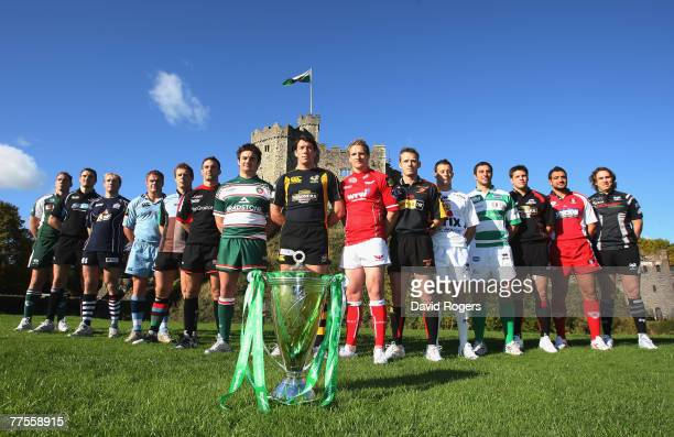 Bob Casey London Irish Alaistair Kellock Glasgow Warriors Matt Salter Bristol Xavier Rush Cardiff Paul Volley Harlequins Neil de Kock Saracens Harry...