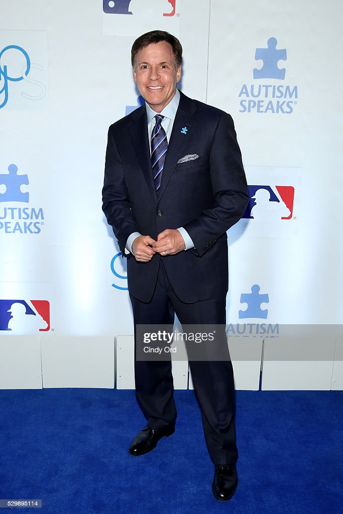 Autism Speaks and Major League Baseball join forces at The Metropolitan Museum Of Art on May 9, 2016 in New York City.