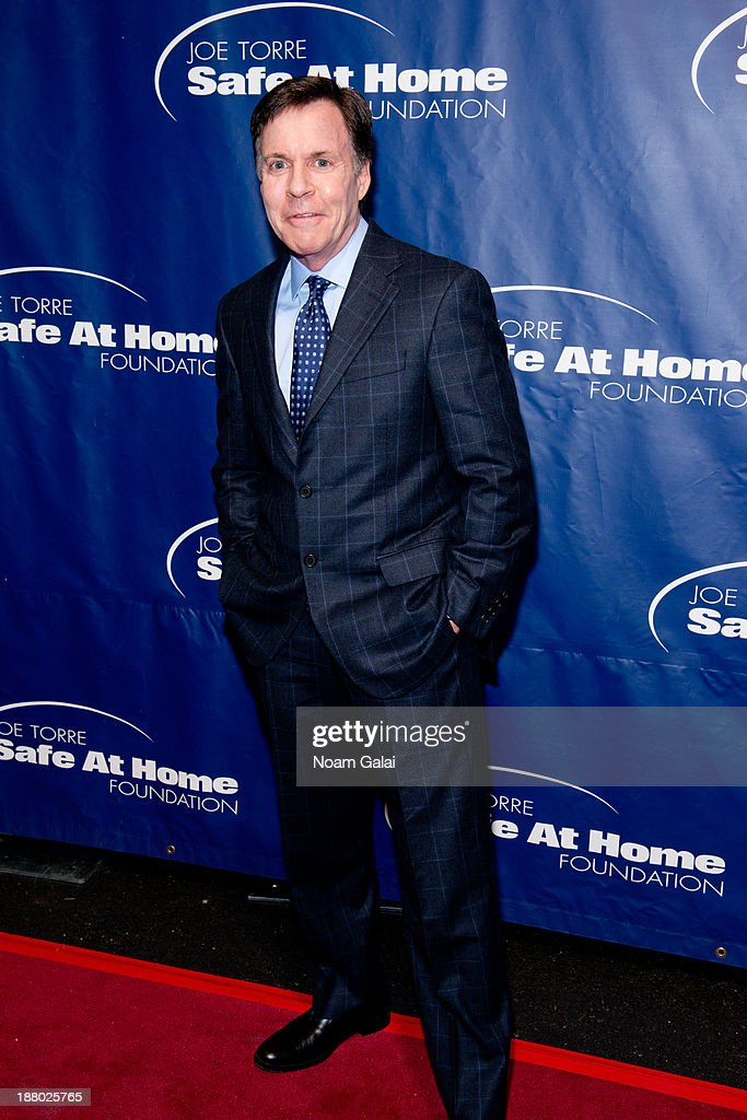 Bob Costas attends the 11th Anniversary Joe Torre Safe At Home Foundation Gala at Pier Sixty at Chelsea Piers on November 14, 2013 in New York City.