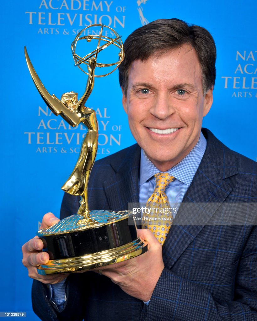 Bob Costas attends the 32nd annual Sport Emmy Awards at Frederick P Rose Hall Jazz at Lincoln Center on May 2 2011 in New York City