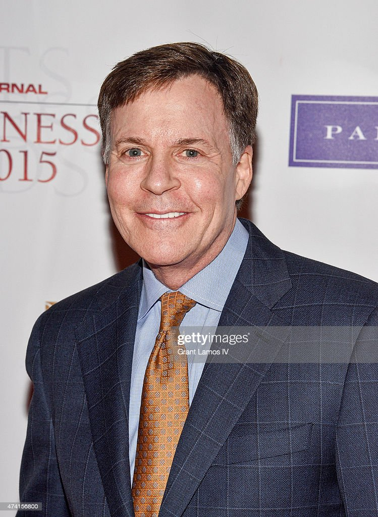 Bob Costas attends the Sports Business Awards 2015 at The New York Marriott Marquis on May 20 2015 in New York City