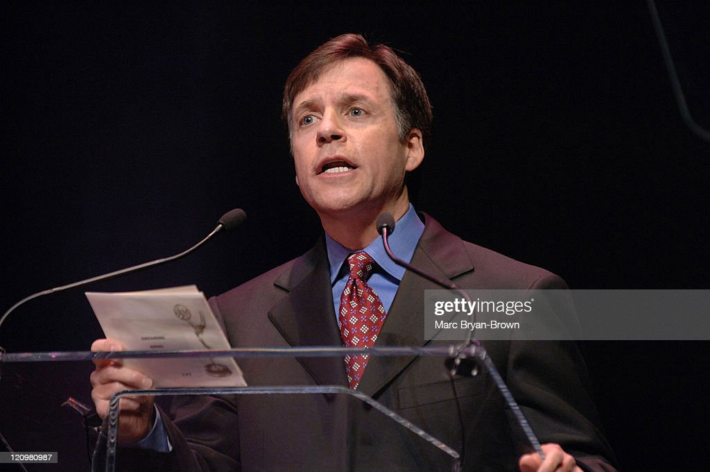 Bob Costas during 26th Annual Sports Emmy Awards Show at Frederick P Rose Hall at Jazz at Lincoln Center in New York City New York United States