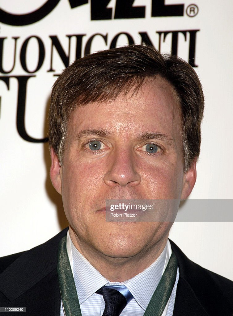 Bob Costas during The 20th Annual Great Sports Legends Dinner Benefiting The Miami Project to Cure Paralysis at The Waldorf Astoria in New York, New York, United States.
