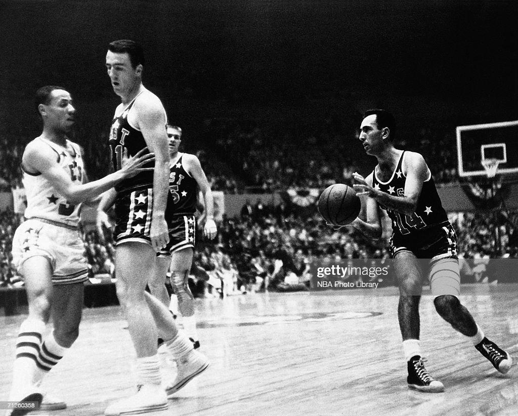 NBA All Star Bob Cousy