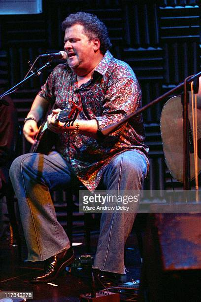 Bob DiPiero during Country Takes New York City CMA Songwriters Series Day 3 at Joe's Pub in New York City New York United States