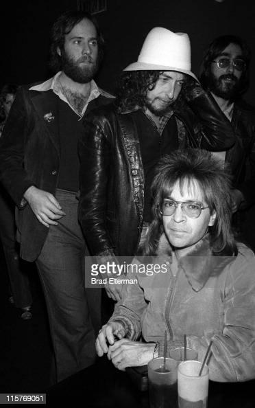 Bob Dylan and Rodney Bingenheimer...