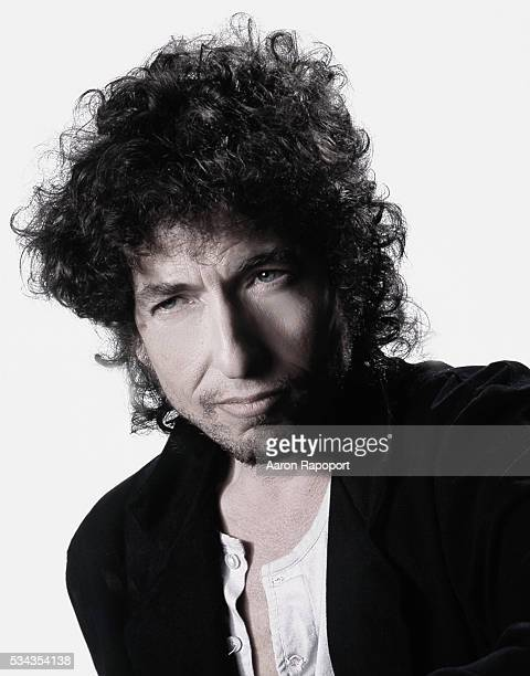 Bob Dylan shot in Los Angeles for Rolling Stone Magazine 1983