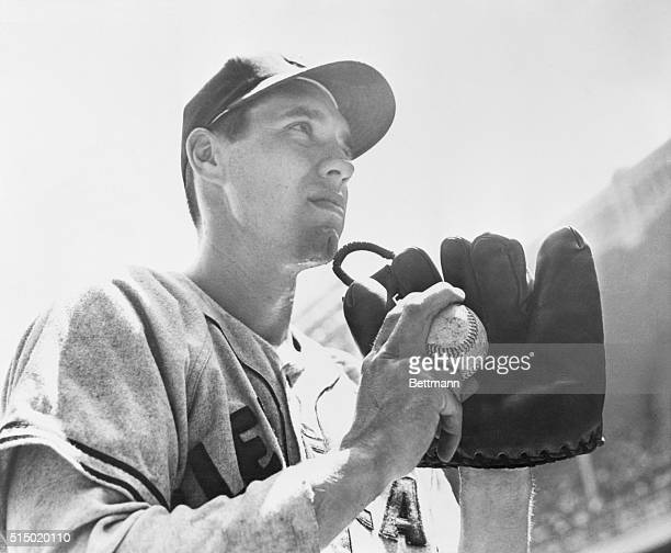 Bob Feller also known as 'Rapid Robert' has been nominated for Baseball's Hall of Fame