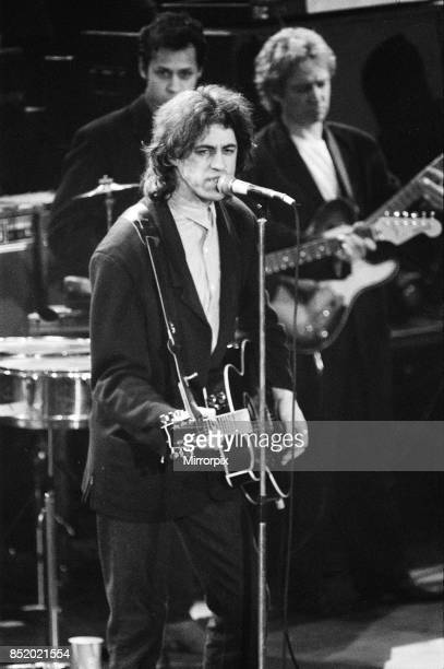 AIDS Day Benefit concert at Wembley Arena London 1st April 1987