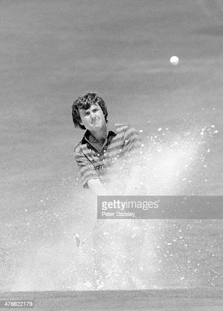 Bob Gilder of the USA during the 43rd Masters Tournament at Augusta National Golf Club on April 15 1979 in Augusta Georgia