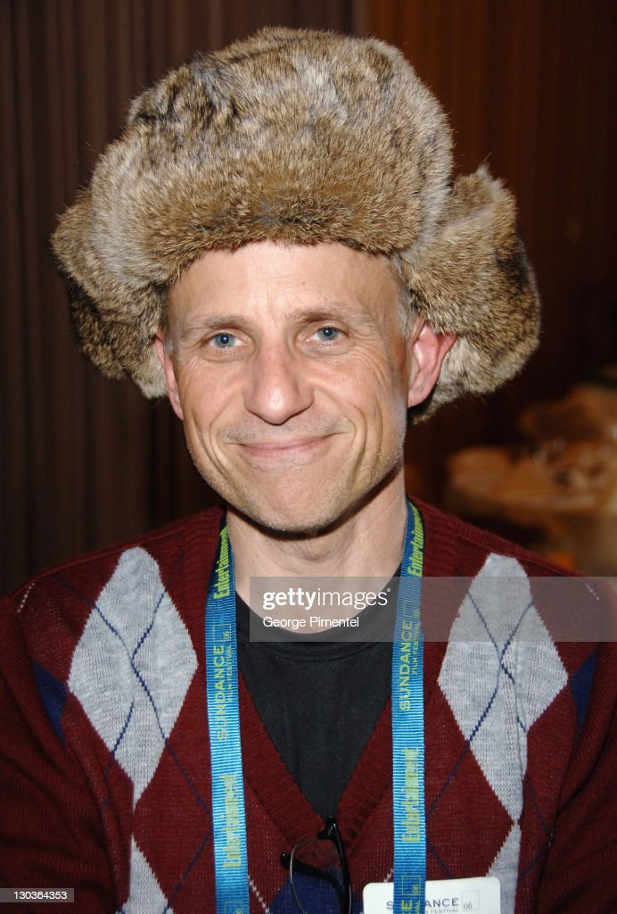 Bob Goldthwait, director of 'Stay' during 2006 Sundance Film Festival - Director's Brunch at Sundance Resort in Park City, Utah, United States.