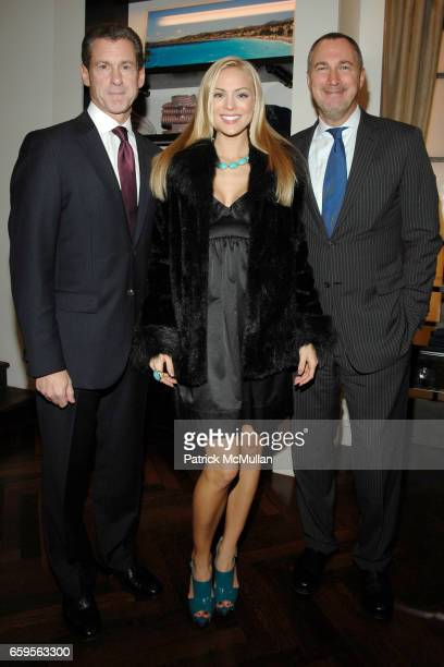 Bob Green Kristen Dalton and Edward Menicheschi attend FACONNABLE VANITY FAIR Shopping Night for the Christopher Reeve Dana Reeve Foundation at...
