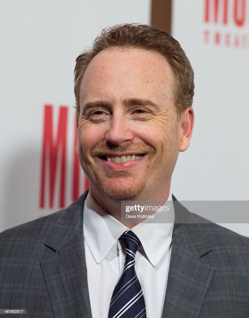 Bob Greenblatt attends Miscast 2014 at Hammerstein Ballroom on March 31, 2014 in New York City.