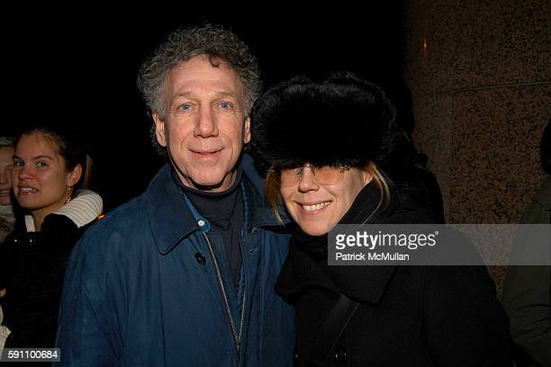 Bob Gruen and Elizabeth Gregory attend Edie Sedgwick Unseen Photographs of a Warhol Superstar Opening Reception Hosted by Misha Sedgwick at 111 4th...