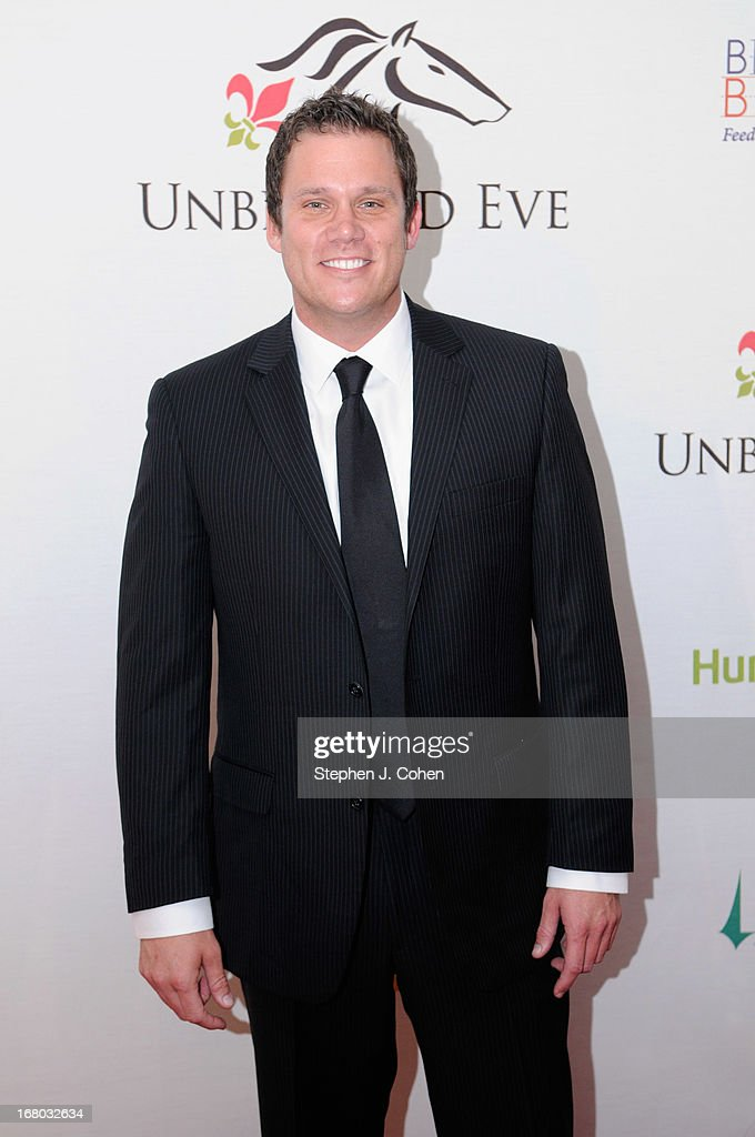<a gi-track='captionPersonalityLinkClicked' href=/galleries/search?phrase=Bob+Guiney&family=editorial&specificpeople=212916 ng-click='$event.stopPropagation()'>Bob Guiney</a> attends the Julep Ball 2013 during the 139th Kentucky Derby at The Galt House Hotel & Suites - Grand Ballroom on May 3, 2013 in Louisville, Kentucky.