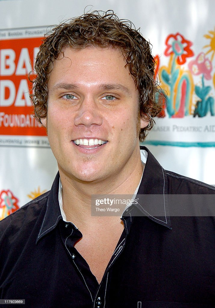 Bob Guiney during 11th Annual Kids for Kids Celebrity Carnival to Benefit the Elizabeth Glaser Pediatric AIDS Foundation Arrivals at Industria...