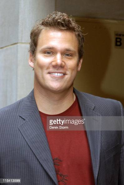 Bob Guiney during Ashley Judd IndiaArie Catherine Keener Sean 'Diddy' Combs and Bob Guiney Visit the 'Today' Show August 16 2005 at Outside NBC...