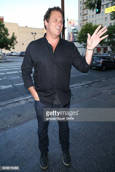 Bob Guiney is seen on September 21 2016 in Los Angeles California