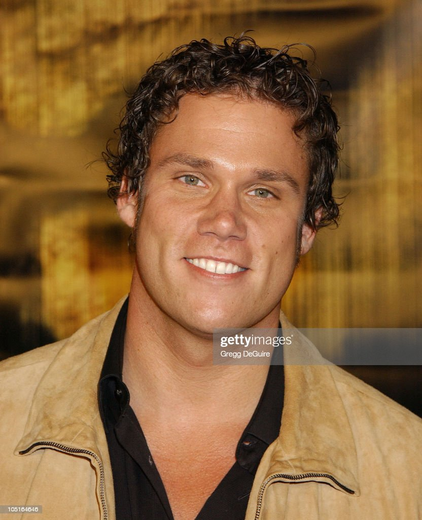 Bob Guiney The Bachelor during 'The Texas Chainsaw Massacre' Premiere Arrivals at Mann's Chinese Theatre in Hollywood California United States