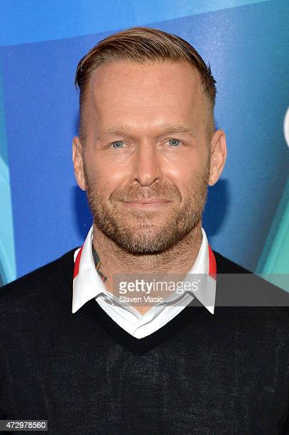 Bob Harper attends The 2015 NBC Upfront Presentation at Radio City Music Hall on May 11 2015 in New York City