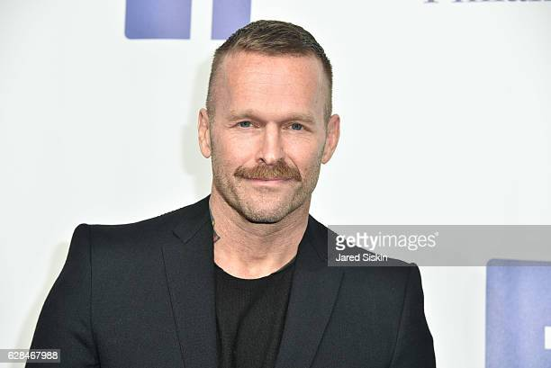 Bob Harper attends the HetrickMartin Institute's 30th Annual Emery Awards Help Me Imagine at Cipriani Wall Street on December 7 2016 in New York City