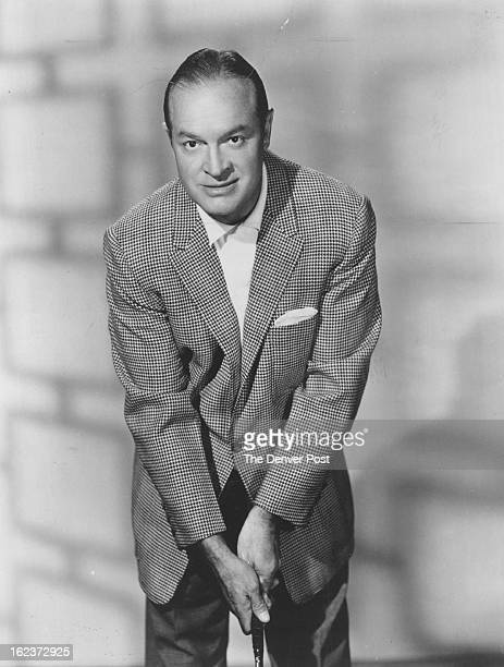 MAR 26 1961 Bob Hope narrates 'The Will Rogers Story' when Project 20 presents a chronicle of the life and times of the American humorist on NBC TV...